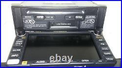 02 03 04 TOYOTA Camry JBL Navigation GPS Radio CD Tape Player Display Cassette