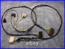 71 72 73 PONTIAC FIREBIRD DELCO CASSETTE PLAYER to RADIO HARNESS 1971 1972 1973