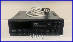 94-97 Ford Mustang F150 Thunderbird OEM AM/FM Cassette Radio, Premium Sound