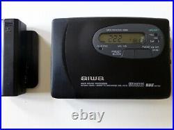 AIWA HS-JX810 High End Kassettenradiorecorder, Riemen neu, überholt, wie Walkman