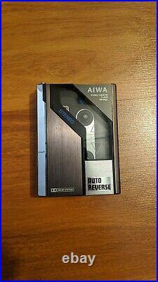 AIWA HS-P07 (1984) Walkman Bekannt aus Zurück in die Zukunft, sehr selten
