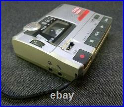 AIWA TP-SS1 Cassette Recorder & Player Portable Walkman Working