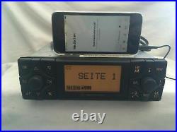 AUX Mercedes APS BT-2 BO1150 Bosch Radio Navi W163 W208 W210 W140 R129 CLK SLK
