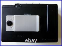 Aiwa HS-F150 Recorder wie Walkman, Riemen neu, überholt, Dolby, Höhen und Bass