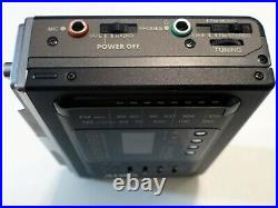 Aiwa HS-J101 High End Kassettenradiorecorder, überholt, Riemen neu, m. Dolby-TOP