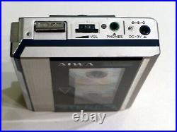 Aiwa HS-P05MkII wie Walkman, Riemen neu, komplett überholt, läuft einwandfrei