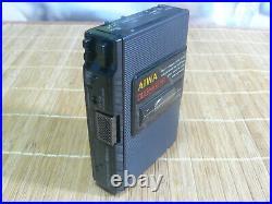 Aiwa Hs-pc202 Mki Top Vintage Cassette Walkman. Dolby B/c. Serviced Tested 100%