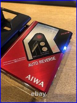 Aiwa walkman cassette player HS-j08