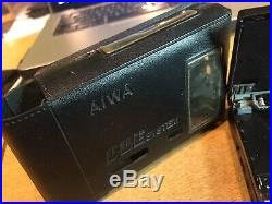 Aiwa walkman cassette player Hs-jl505