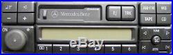 Becker/Mercedes Benz 1994-98 rebuilt radio model 1692 with Bluetooth Streaming