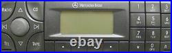 Becker/Mercedes Benz 1999-2004 radio model 3302 with Bluetooth Streaming