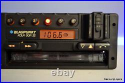 Blaupunkt Koln SQR 22 Radio/CC player Porsche 911 924 928 924 944 G Mercedes BMW