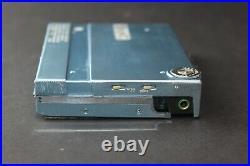Blue Sony Walkman WM-30 Serviced with New Belt & Working Perfectly