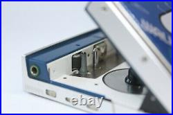 Blue Sony Walkman WM-F20 in lovely condition, Refurbished and Working Perfectly