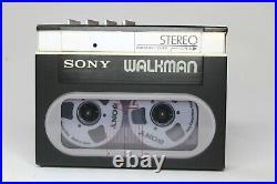 Boxed Pristine Black Walkman WM-20, Refurbished and Working Perfectly- Stunning