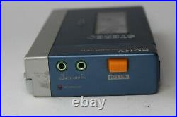 Boxed Sony Walkman TPS-L2, MDR3 Headphones & Accessories New Belts working 100%