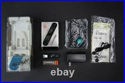 Boxed Sony Walkman WM-101 refurbished with new belt and working perfectly
