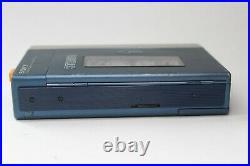 Early Sony Walkman TPS-L2 & Headphones Refurbished, New Belts, Works Perfectly