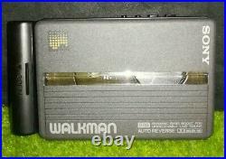 Ex++ SONY WALKMAN WM-503 Portable Cassette Tape Player Refurbished Working