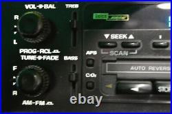 GM Delco BOSE 94 95 96 Chevy Camaro factory cassette player radio 16176771