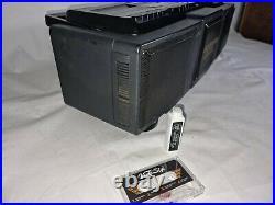 Hitachi TRK-3D50E Refurbished Radio Cassette Player Boombox Ghettoblaster