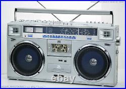 JVC RC-M70W Vintage Ghettoblaster/Boombox 1A-Very-Nice! Serviced+1J. Garantie