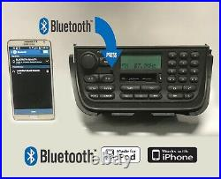 Jaguar Xj8 Xj8l Vanden Plas Radio Stereo Cassette Player Lnc4100ba Aj9800a