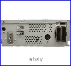 Jeep Cherokee CD and Cassette player, P04858543AF-A car radio stereo