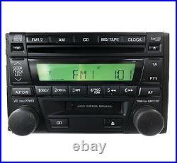 Mazda 6CD changer radio stereo, Mazda cassette tape player
