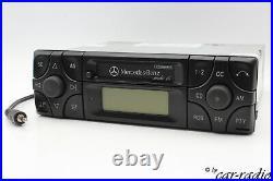 Mercedes Audio 10 BE3200 MP3 Becker Radio AUX-IN Klinkenstecker RDS Autoradio