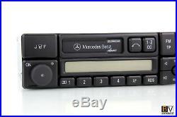 Mercedes-Benz classic Radio Becker BE1150 mit AUX Anschluss W140 S-Klasse W202