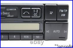 Mercedes Classic BE2010 Bluetooth MP3 Kassettenradio AUX-IN Autoradio RDS Radio