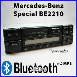 Mercedes Special BE2210 Bluetooth MP3 Autoradio RDS Becker Kassettenradio 2210