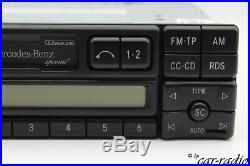 Mercedes Special Becker BE2210 Bluetooth MP3 Autoradio AUX-IN RDS Kassettenradio