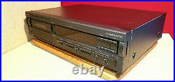 Nakamichi Cassette 2 Soft Touch Player Excellent Condition Technician Tested