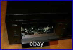 Nakamichi Dragon Auto Reverse Cassette Deck Player