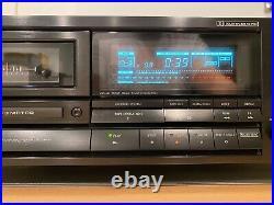 ONKYO INTEGRA TA-2600 3 Head 3 Motor Cassette Deck Player Dolby BC HX-P JAPAN