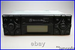 Original Mercedes Audio 10 BE3100 Becker Kassette R170 Autoradio SLK-Klasse A170