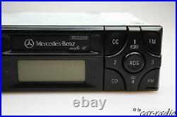 Original Mercedes Audio 10 BE3100 Becker Kassette W168 Radio A-Klasse Autoradio