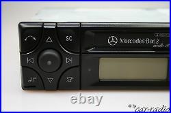 Original Mercedes Audio 10 BE3100 Kassettenradio Becker Radio A2108200986 RDS