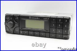 Original Mercedes Audio 30 BE3307 CC Becker Kassette Autoradio A208820088606 RDS