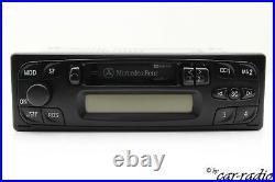 Original Mercedes Audio 5 Kassettenradio A1688200179 Kassette RDS DIN Autoradio