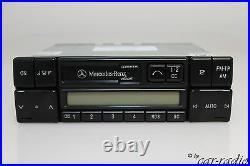 Original Mercedes Classic BE2010 Becker Radio DIN Kassettenradio A0038206286 Set