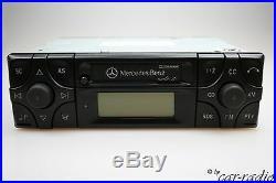 Original Mercedes R129 SL-Klasse W129 Autoradio Audio 10 BE3200 Kassette Becker