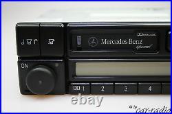 Original Mercedes Special BE2210 Becker Kassette W126 Autoradio V126 S-Klasse