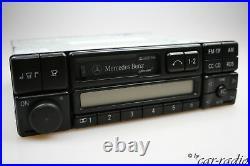 Original Mercedes Special BE2210 Becker Radio DIN Kassettenradio A0038208286 Set
