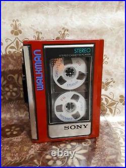 Original Sony Walkman Wm-32 Überarbeitet