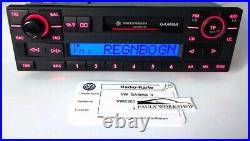 Original Volkswagen Gamma V 1J0035186 / B / D / E / Autoradio VW Radio