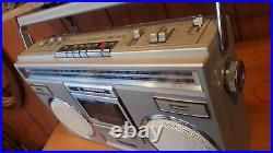 Panasonic RX-5100 Vintage Stereo Cassette Boombox Japan 80's Player Tested