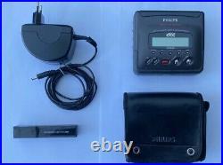 Philips DCC170 Portable Digital Compact Cassette, SERVICED